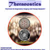 """Cover feature of  May """"Theranostics"""" Journal"""